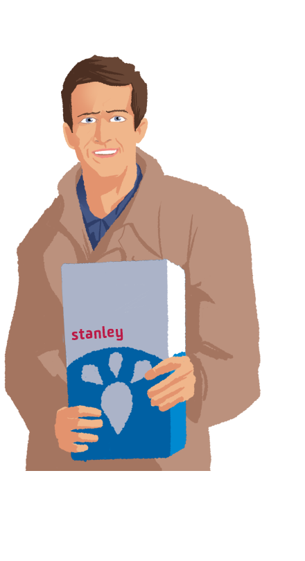 Visuel variété stanley