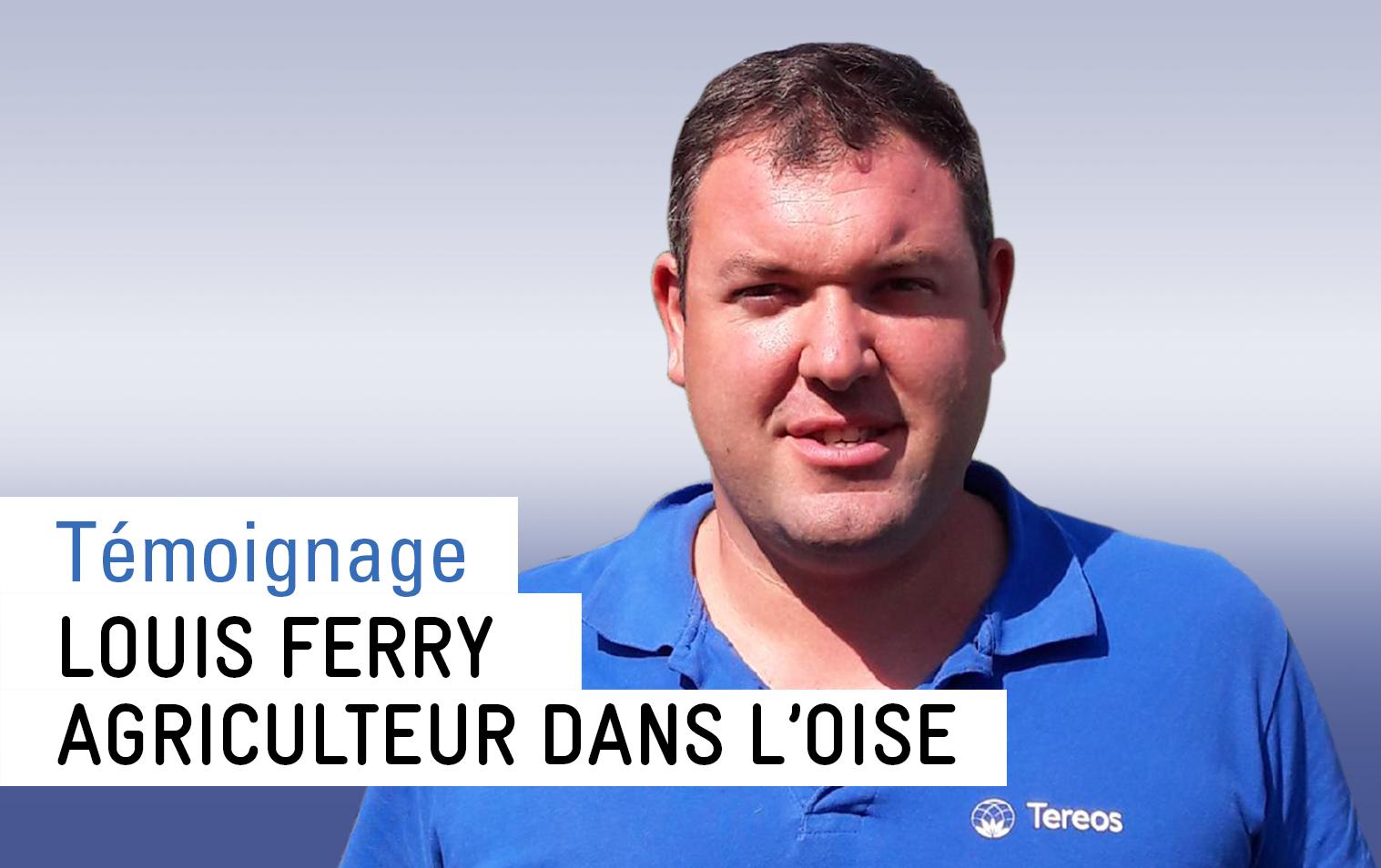 Entretien avec Louis Ferry, betteravier à la Ferme de Beaurain, à Trumilly dans l'Oise