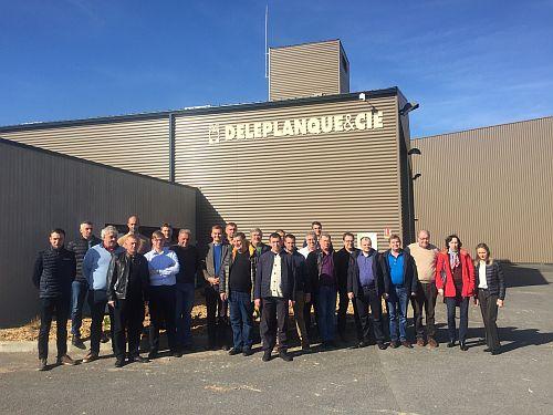 Deleplanque reçoit la direction agricole de Sucden Russie